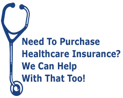 Need Help Purchasing Healthcare Insurance? We Can Help With That Too!